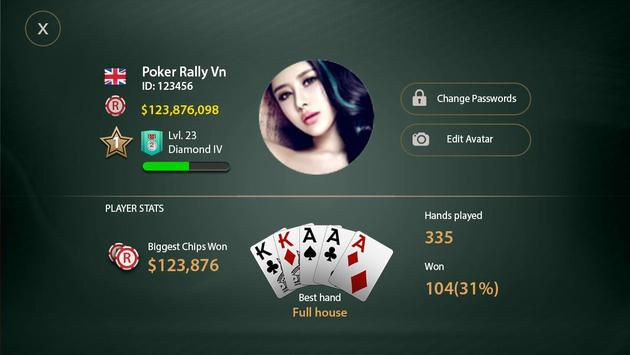 Guru of Poker Online Free apk screenshot