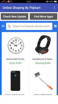 Online Shoping By Flipkart screenshot 1