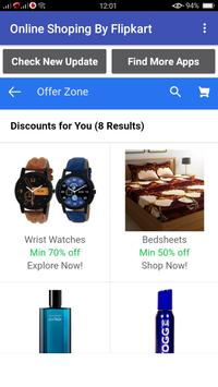Online Shoping By Flipkart screenshot 2