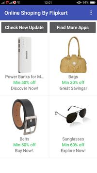 Online Shoping By Flipkart screenshot 3