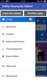 Online Shoping By Flipkart screenshot 4