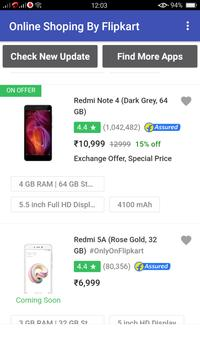 Online Shoping By Flipkart screenshot 5