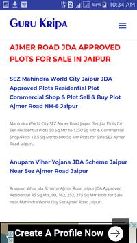 Guru Kripa Properties screenshot 1