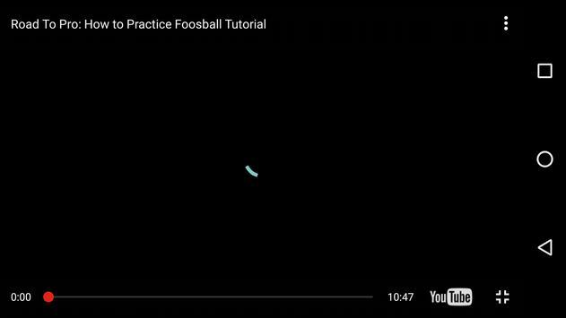 FoosBall Tricks and Techniques apk screenshot