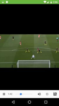 Latest Soccer Highlights apk screenshot
