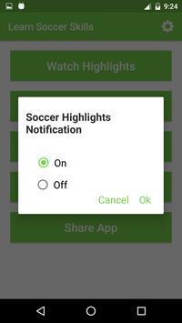 Learn Soccer Skills screenshot 2