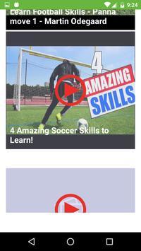 Learn Soccer Skills screenshot 4