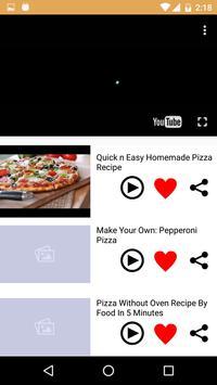 Pizza Recipes screenshot 5