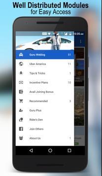 Guide for Driver Partners | Rideshare Drivers Guru apk screenshot