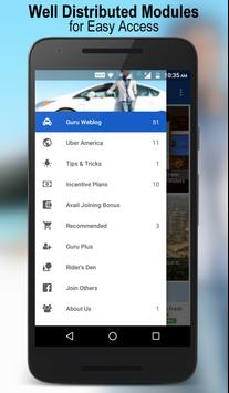 Guide for Driver Partners   Rideshare Drivers Guru apk screenshot
