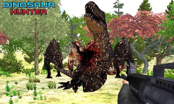 Dinosaur Hunting Jungle Sniper apk screenshot