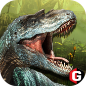 Dinosaur Hunter Deadly Shooter : Jungle Hunting 3D icon