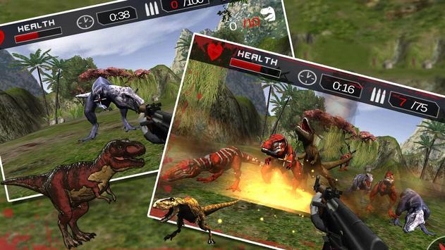 Dinosaur Hunter Deadly Shooter : Jungle Hunting 3D screenshot 10