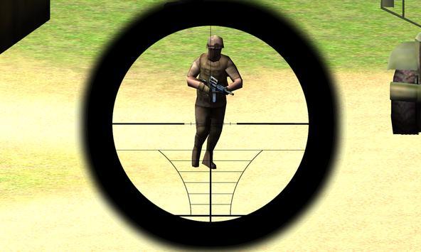 Army Sniper Mission Impossible - Gun Shooter War screenshot 11