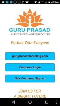 Guruprasad User Application poster