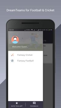 Dream11 Pro Expert 🔥 - Football,Cricket,Earn Cash apk screenshot