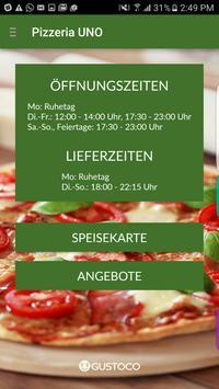 Pizzeria Uno apk screenshot