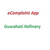 Guwahati Refinery eComplaint App icon