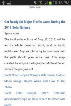 Breaking News screenshot 1