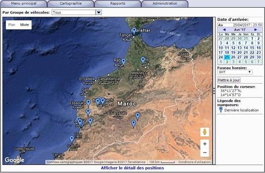 Tracking by GMT (beta) screenshot 7