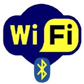 Internet por Bluetooth icon