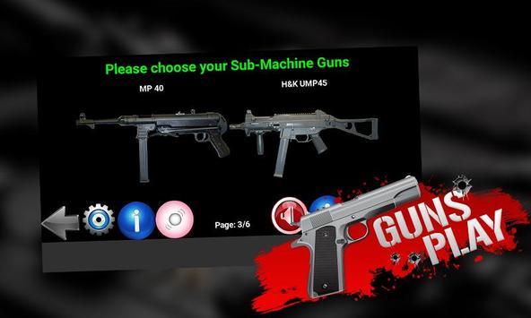 Gun Simulator & Weapons Sounds apk screenshot