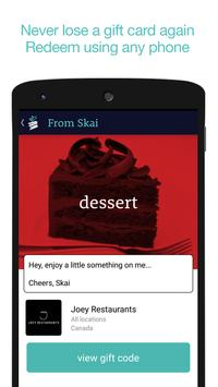 Guusto - Send Instant Gifts, Redeem at ANY Partner apk screenshot