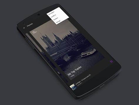 MP3 Music Player HD screenshot 4