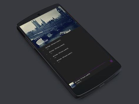 MP3 Music Player HD screenshot 2