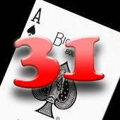 Thirty One - 31 (free) icon