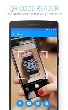QR Code Reader & Barcode Scanner poster