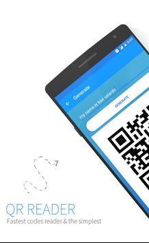QR Code Reader & Barcode Scanner apk screenshot