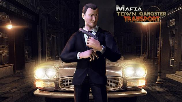 Mafia Town Gangster Transport poster
