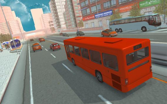 Modern City Bus Simulator apk screenshot