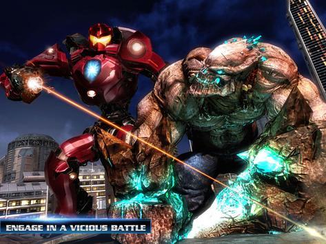 Modern Robot Survival Battle apk screenshot