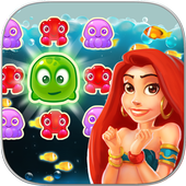 Ocean Busters Mania: Match 3 icon
