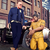City Police Transport Prisoner icon