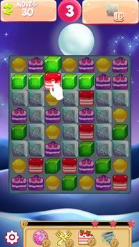 Frozen Valentine Mania Match 3 screenshot 13
