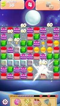 Frozen Valentine Mania Match 3 screenshot 6