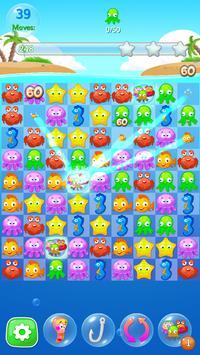 Happy Fish Ocean Match 3 Mania screenshot 14