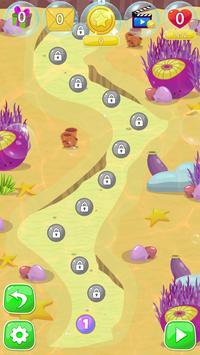 Happy Fish Ocean Match 3 Mania screenshot 13