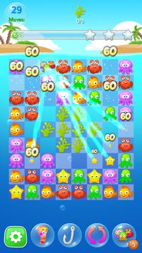 Happy Fish Ocean Match 3 Mania screenshot 6