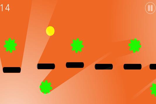 Jumpy Dot poster
