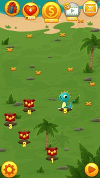 Jewels Jam: Puzzle World Dino screenshot 3