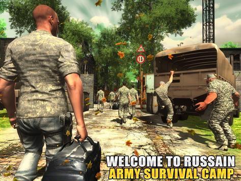 Russian Army Hero Survival apk screenshot