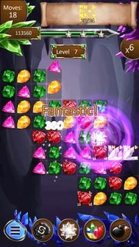 Regal Mania Deluxe: Match 3 apk screenshot