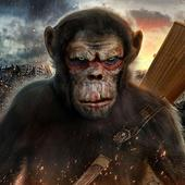 Life of Apes Jungle Survival icon