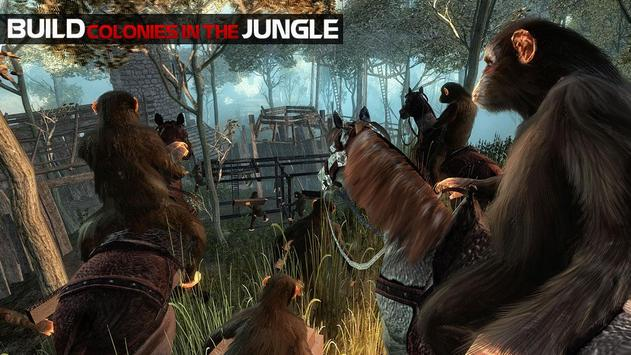 Life of Apes Jungle Survival screenshot 3