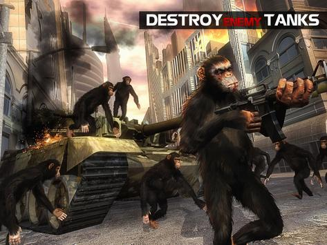 Life of Apes Jungle Survival screenshot 11