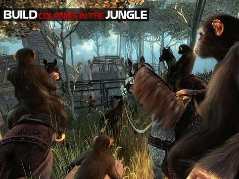 Life of Apes Jungle Survival screenshot 15